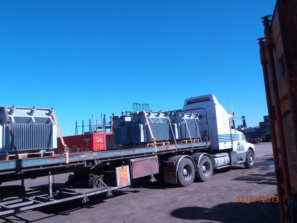 Ausgrid transformers