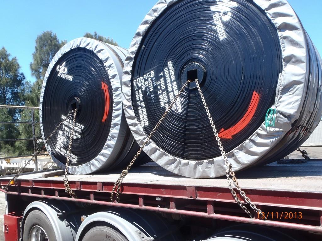 Cobra South Pacific – Conveyor Belt