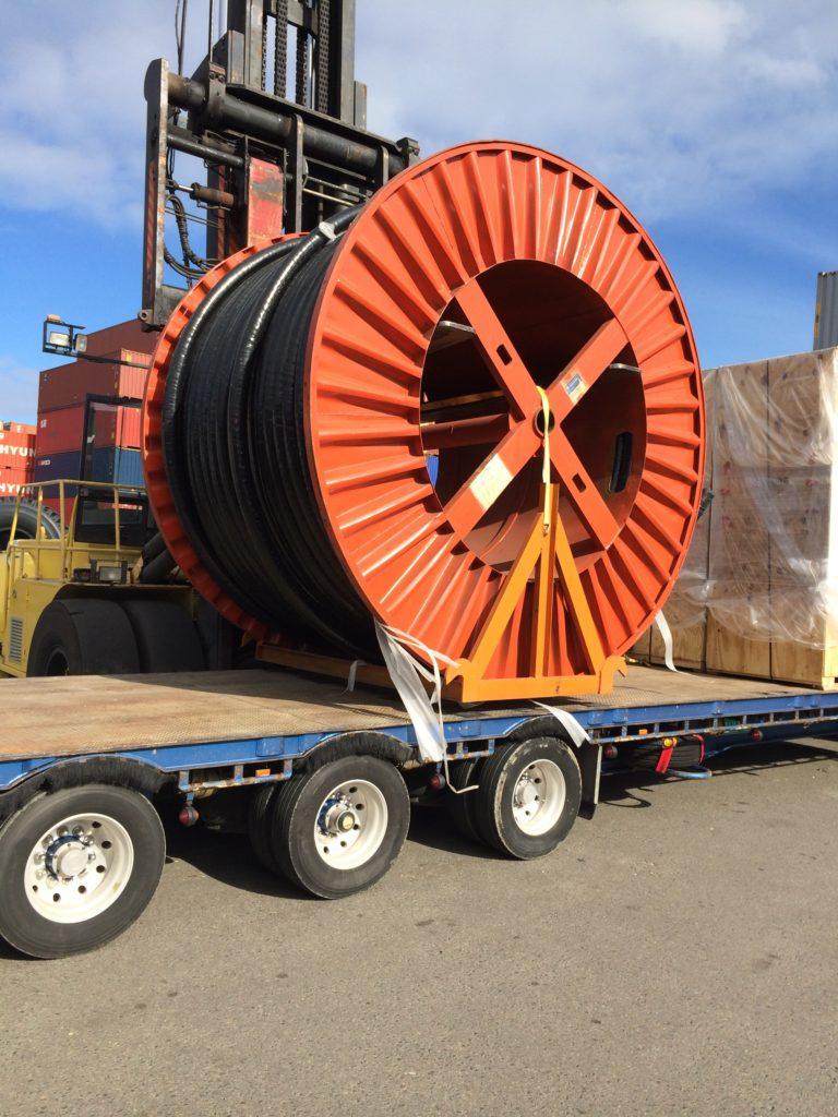 Oversized Project Cargo