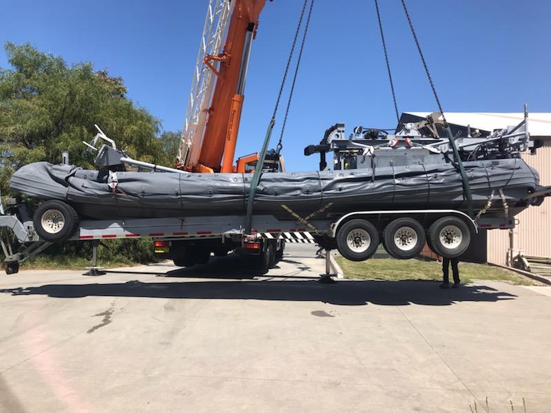 Oversized Transport
