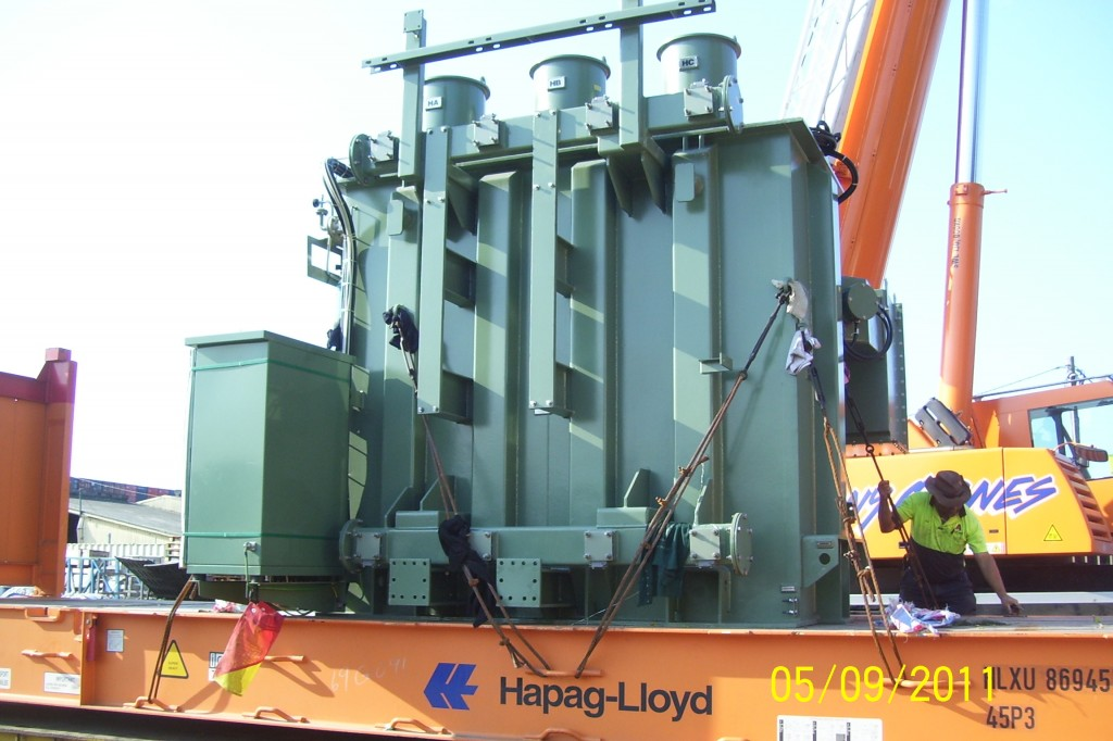 ABB Transformer (import)