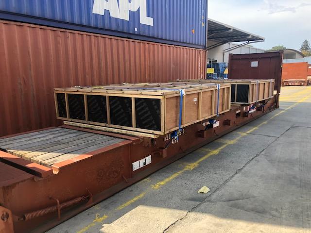 Export Flat Rack